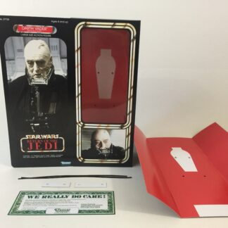 "Custom Vintage Star Wars The Return Of The Jedi 12"" Darth Vader Removable Mask box and inserts"