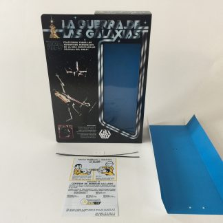 "Replacement Vintage Star Wars 12"" Lili Ledy Darth Vader box and inserts"