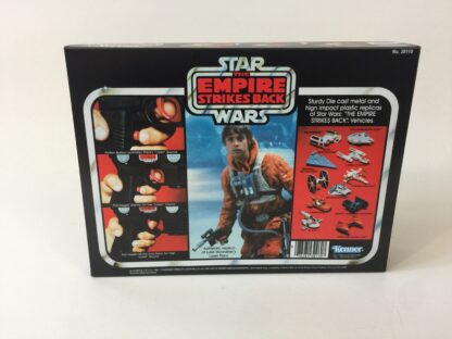 Replacement Vintage Star Wars The Empire Strikes Back Luke Skywalker Laser Blaster box and inserts