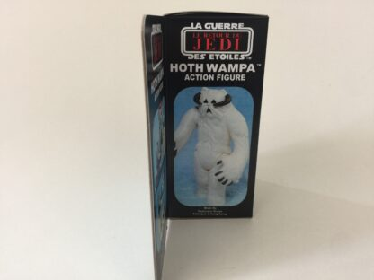 Replacement Vintage Star Wars The Return Of The Jedi Wampa box and inserts