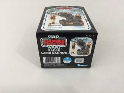 Replacement Vintage Star Wars The Empire Strikes Back Radar Laser Cannon mini rig box and inserts