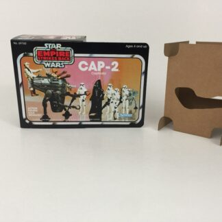 Replacement Vintage Star Wars The Empire Strikes Back CAP-2 mini rig box and inserts 5-back