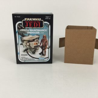Replacement Vintage Star Wars The Return Of The Jedi Vehicle Maintenance Energizer V.M.E mini rig box and inserts