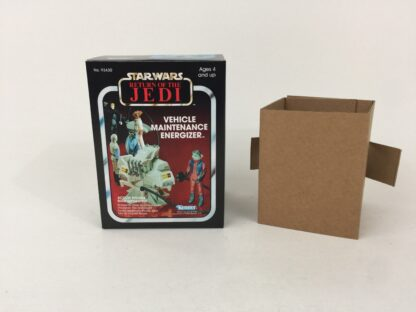 Reproduction Prototype Vintage Star Wars The Return Of The Jedi Vehicle Maintenance Energizer V.M.E mini rig box and inserts