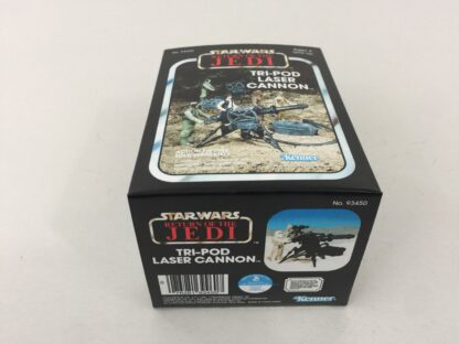 Reproduction Prototype Vintage Star Wars The Return Of The Jedi Tri-Pod Laser Cannon mini rig box and inserts