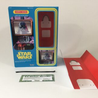 """Custom Vintage Star Wars The Holiday Special 12"""" Darth Vader box and inserts"""