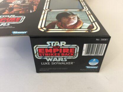"Custom Vintage Star Wars The Empire Strikes Back 12"" Luke Skywalker X-Wing Pilot box and inserts for the modern figure"