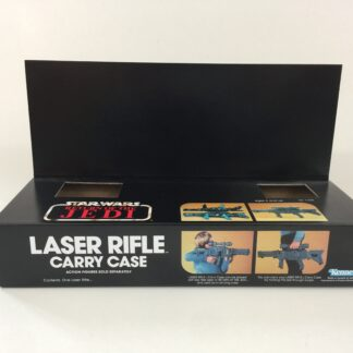 Replacement Vintage Star Wars The Return Of The Jedi Laser Rifle Carry Case box
