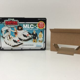 Replacement Vintage Star Wars The Empire Strikes Back PDT-8 mini rig box and inserts 5-back $1 Rebate Offer sticker
