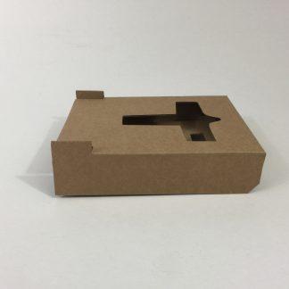 Replacement Vintage Star Wars Micro Collection Snowspeeder box inserts