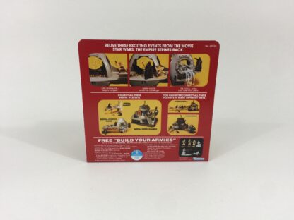 Replacement Vintage Star Wars Micro Collection Bespin Control Room box and inserts