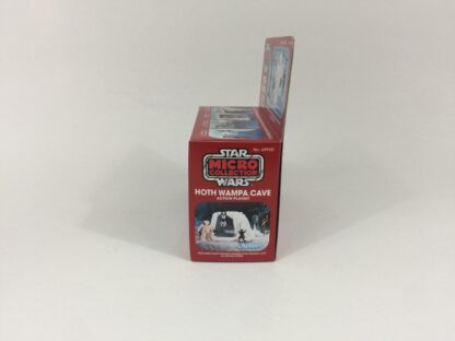 Replacement Vintage Star Wars Micro Collection Hoth Wampa Cave box and inserts