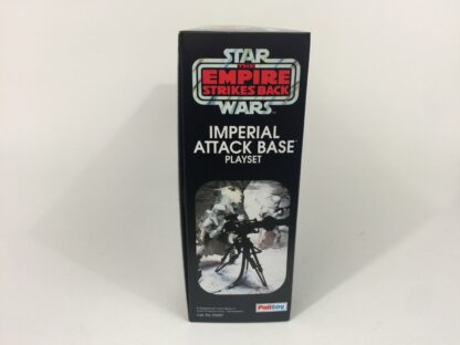 Replacement Vintage Star Wars The Empire Strikes Back Palitoy Imperial Attack Base box and inserts