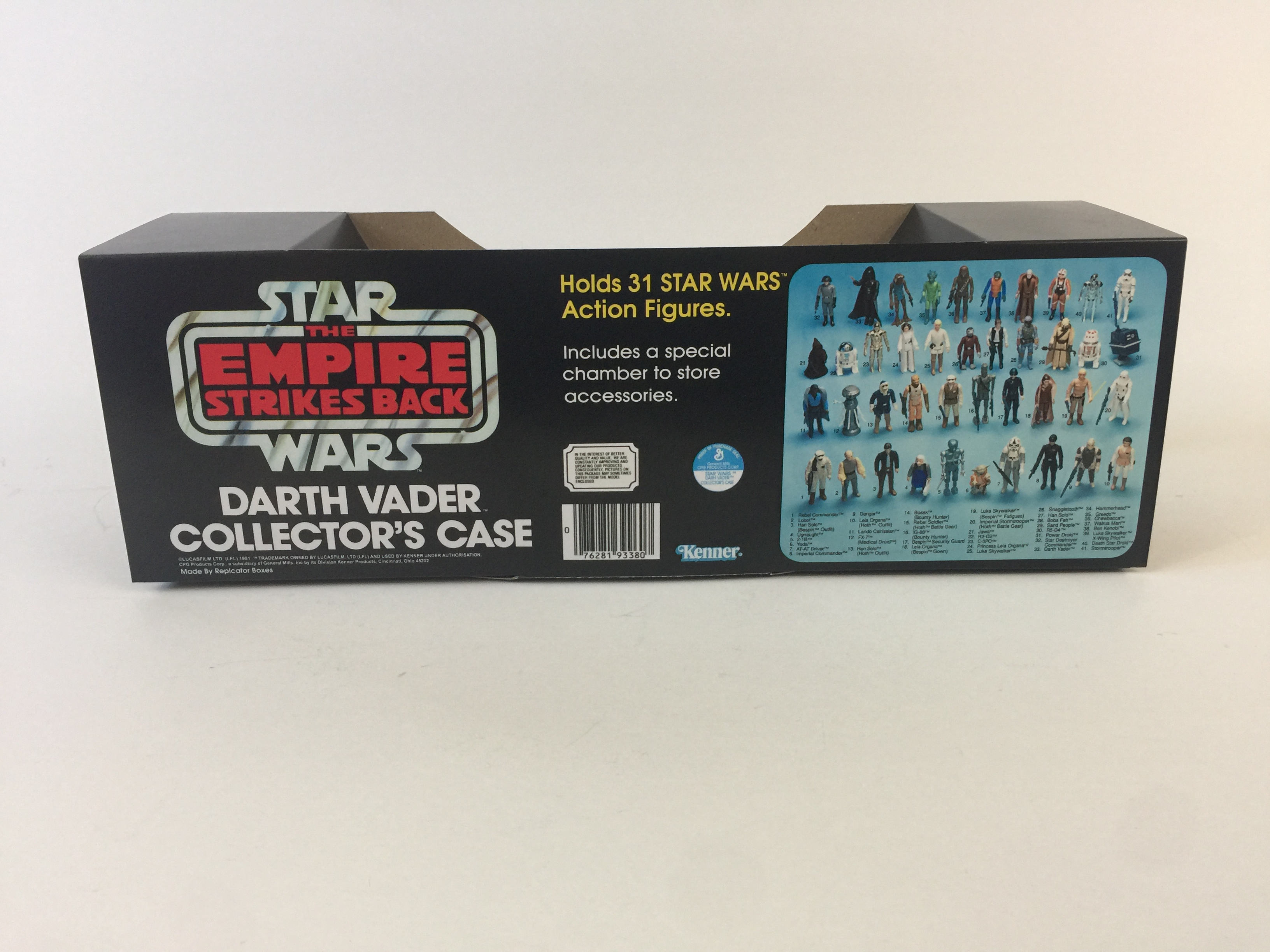 Star Wars Replacement Ugnaught Case for Vintage Figures Repro