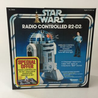 Replacement Vintage Star Wars R2-D2 Radio Controlled Special Offer box