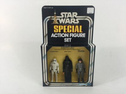 Replacement Vintage Star Wars 3-Pack Series 1 Villain Set box and inserts