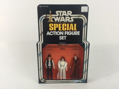 Replacement Vintage Star Wars 3-Pack Series 1 Hero Set box and inserts