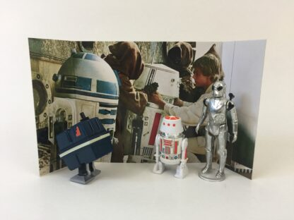 Replacement Vintage Star Wars 3-Pack Series 2 Droid Set backdrop