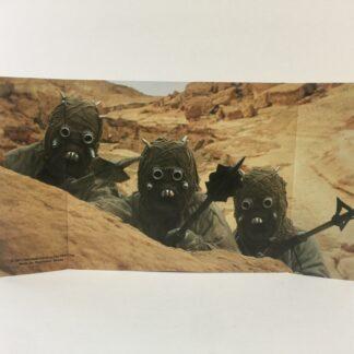 Replacement Vintage Star Wars 3-Pack Series 2 Villain Set backdrop