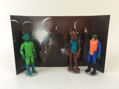 Replacement Vintage Star Wars 3-Pack Series 2 Creature Set backdrop