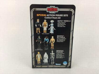 Replacement Vintage Star Wars The Empire Strikes Back 3-Pack Series 1 Imperial Forces box and inserts