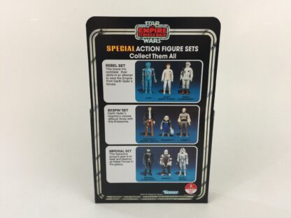 Replacement Vintage Star Wars The Empire Strikes Back 3-Pack Series 2 Bespin Set box and inserts