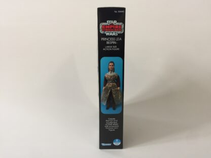 "Custom Vintage Star Wars The Empire Strikes Back 12"" Princess Leia Bespin box and inserts prototype version dress"
