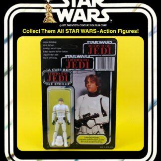 Luke Stormtrooper Helmet VERY CLOSE Star Wars Repro//Replacement